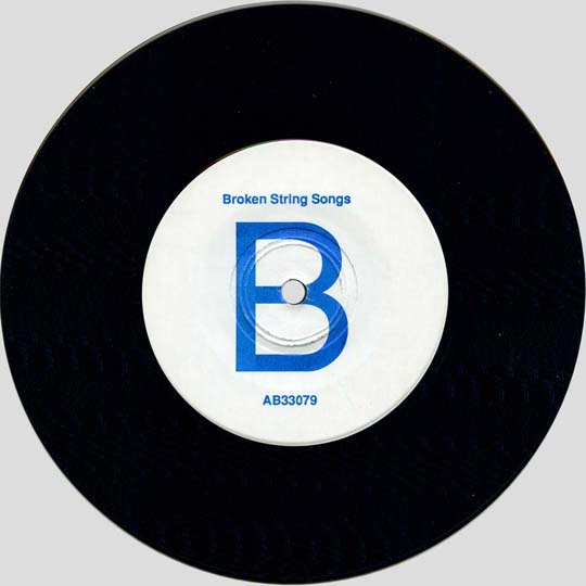 B-Side of a record