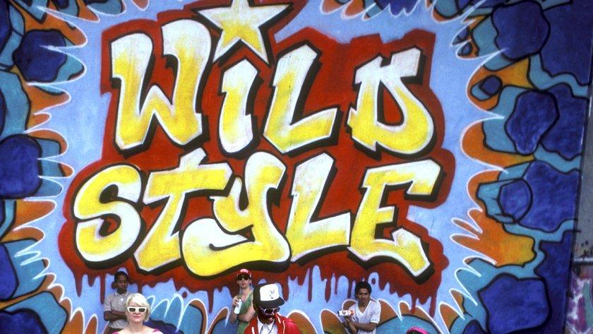 Wild Style Logo