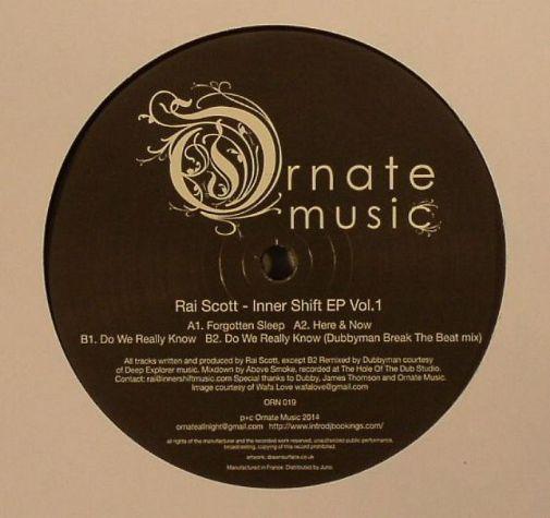Rai Scott - Inner Shift Vol 1