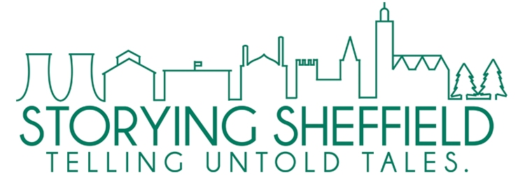 Storying Sheffield - Project Logo.