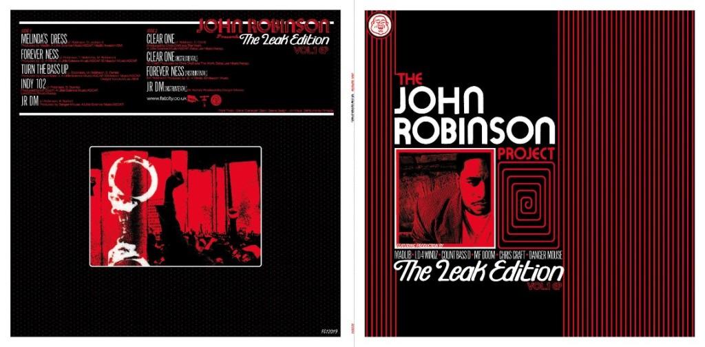 John Robinson 'Leak edition'