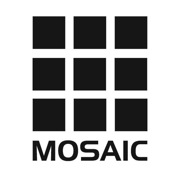 Mosaic records logo