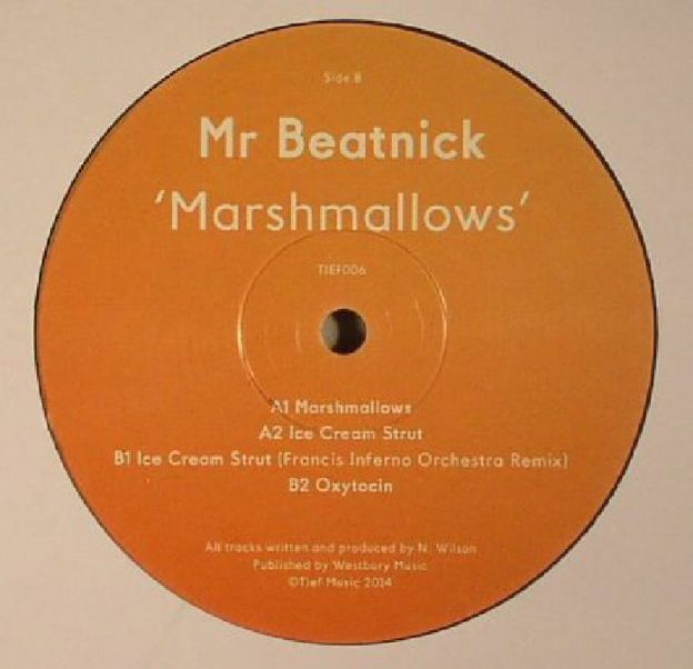 Beatnick - Marshmellows EP