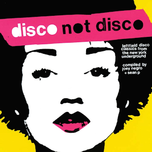 Disco Not Disco - Cover