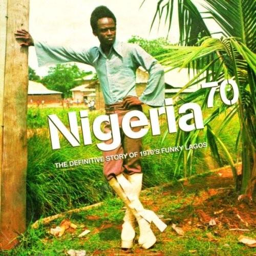 Nigeria - Funky Lagos - Cover