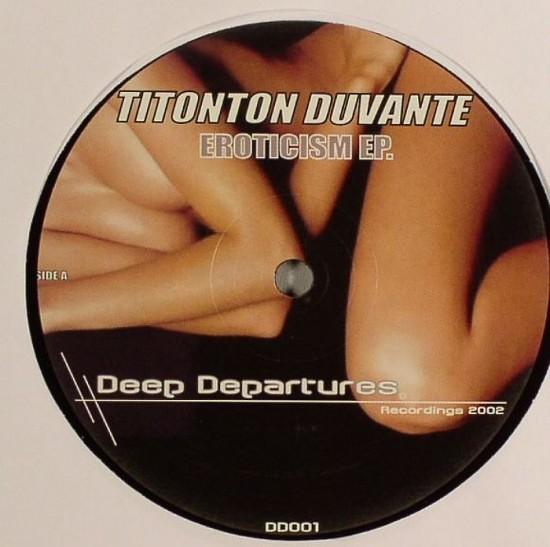 Titonton Duvante - Eroticism EP