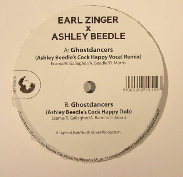 Ashley Beedle & Earl Zinger