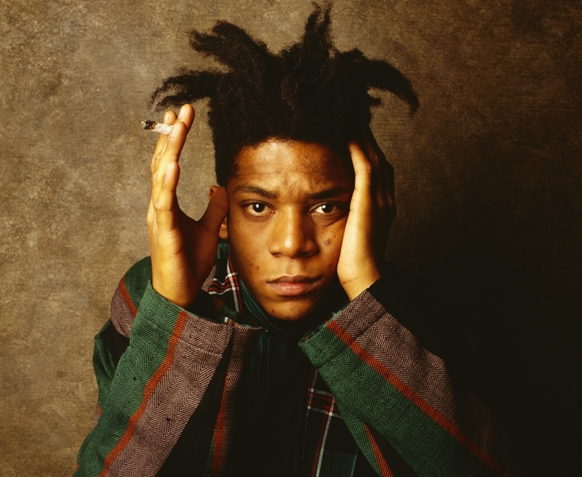 Jean-Michel Basquiat: Image by © William Coupon/CORBIS