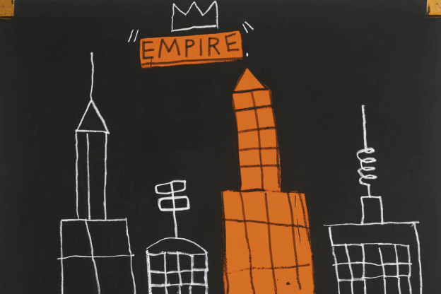 Mecca by Jean-Michael Basquiat