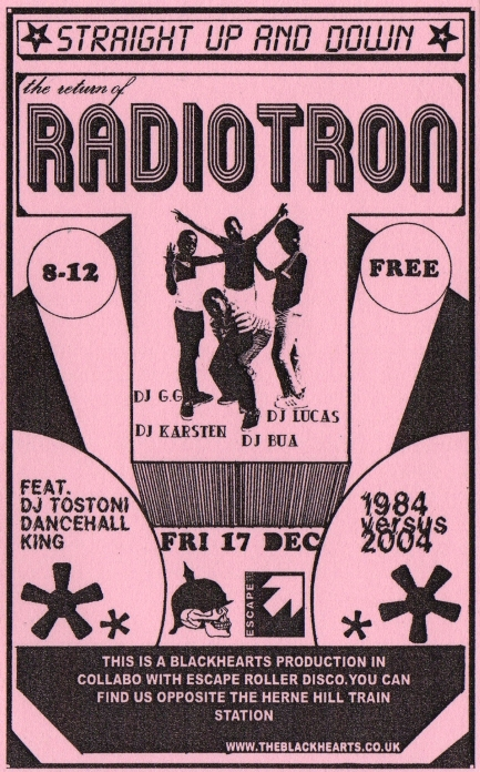 Radiotron Flyer