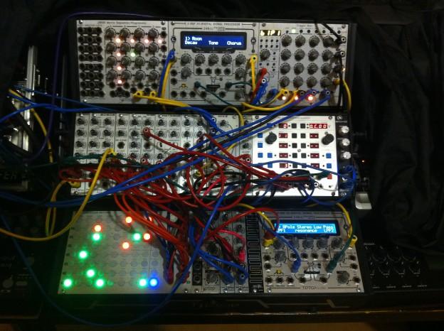Eurorack - Modular Synth Setup