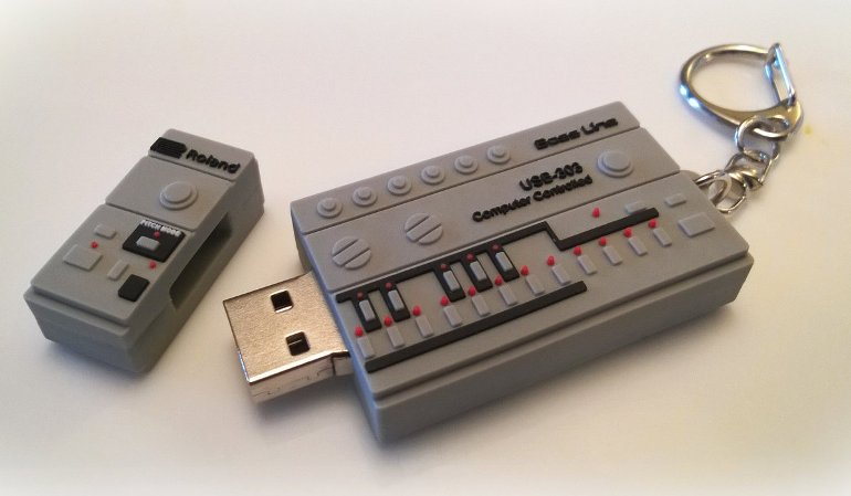 I Love Acid - USB Compilation