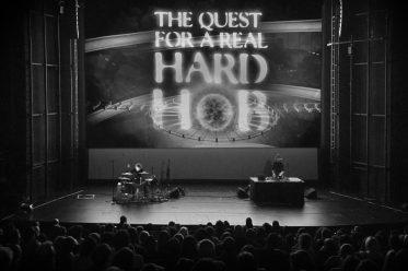 Hard Hob on stage - Berlin