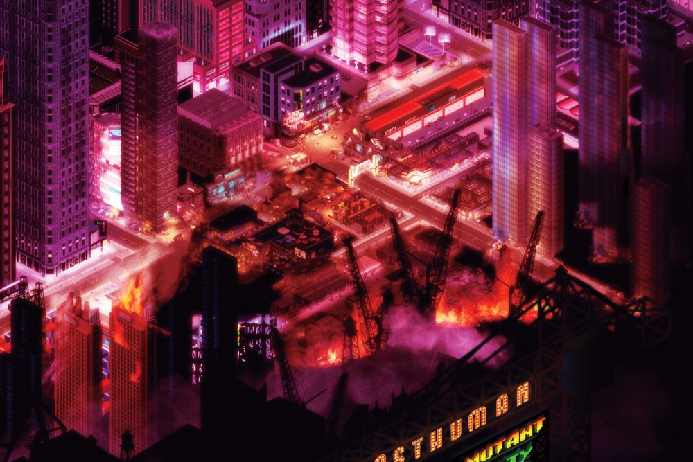 Mutant Acid City