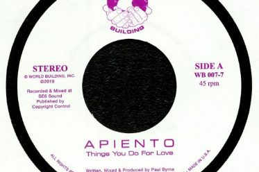 Apiento - Things You do For Love