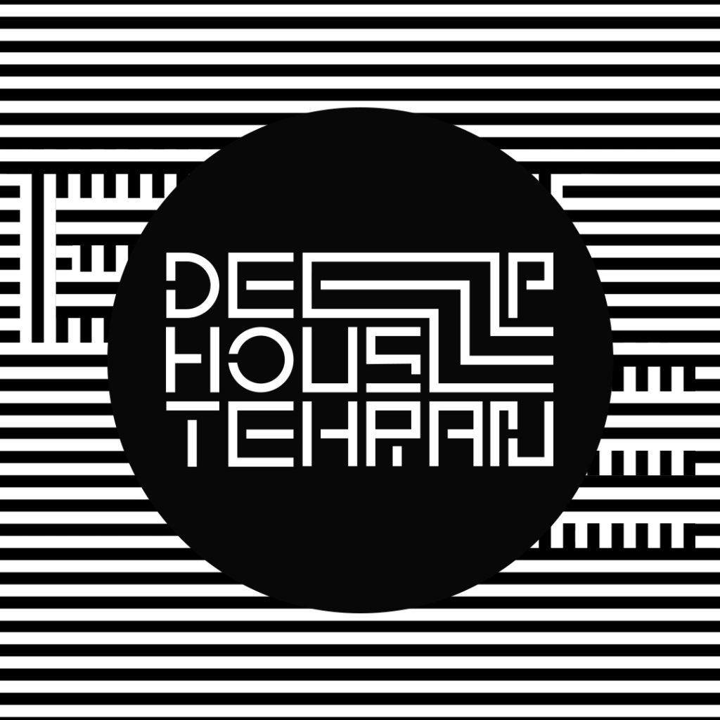 Deep House Tehran - Logo