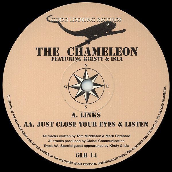 The Chameleon - Links - GLR 014