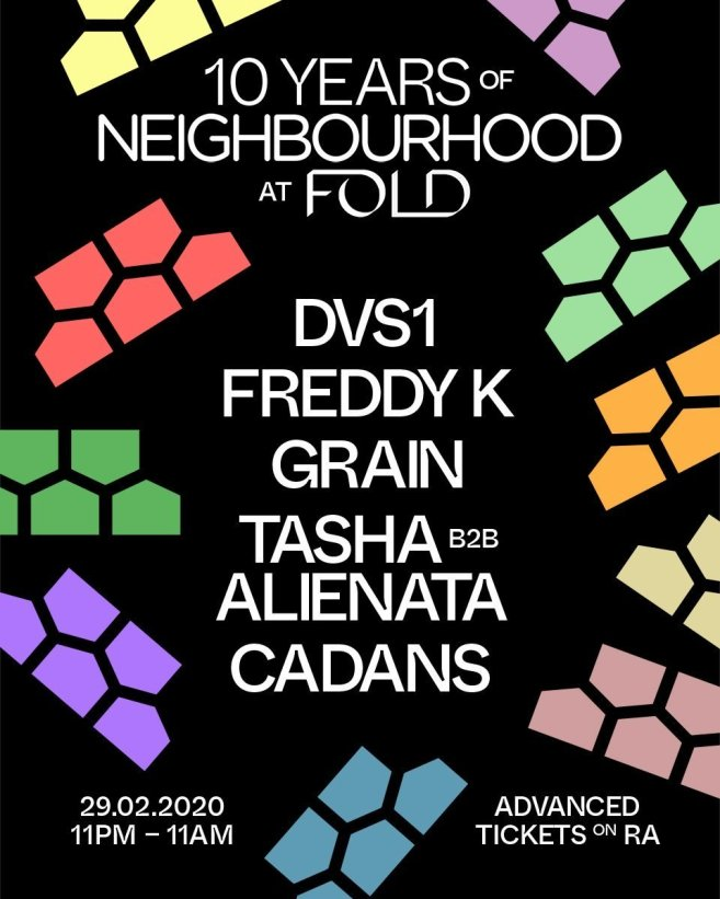 10 years of Neighbourhood @ Fold