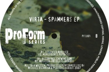 Virta - Spammers EP