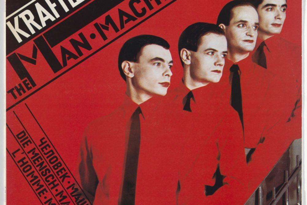 Kraftwerk - A Man Machine
