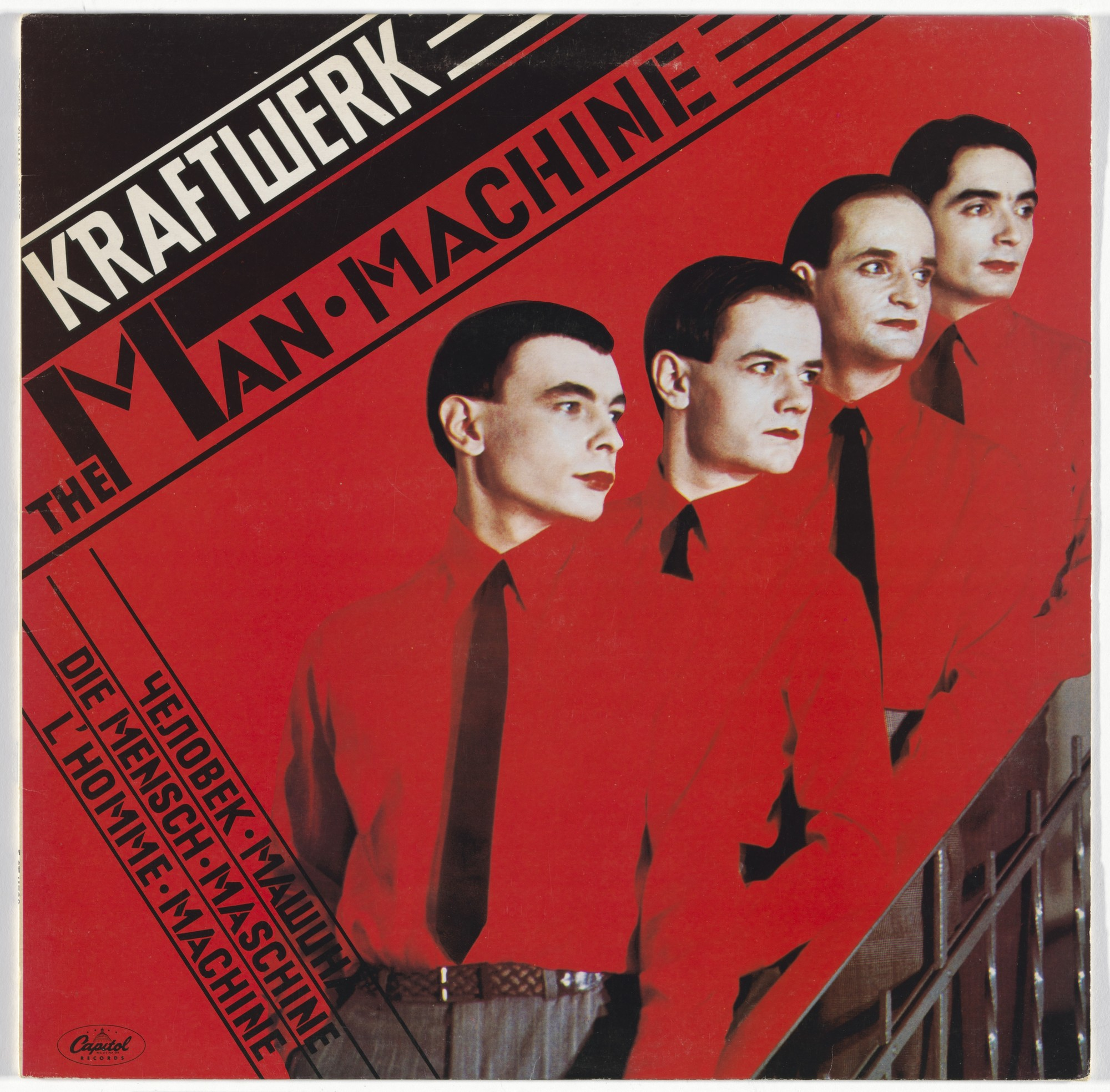 Kraftwerk - A Man Machine