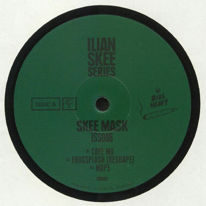 Skee Mask - ISS006
