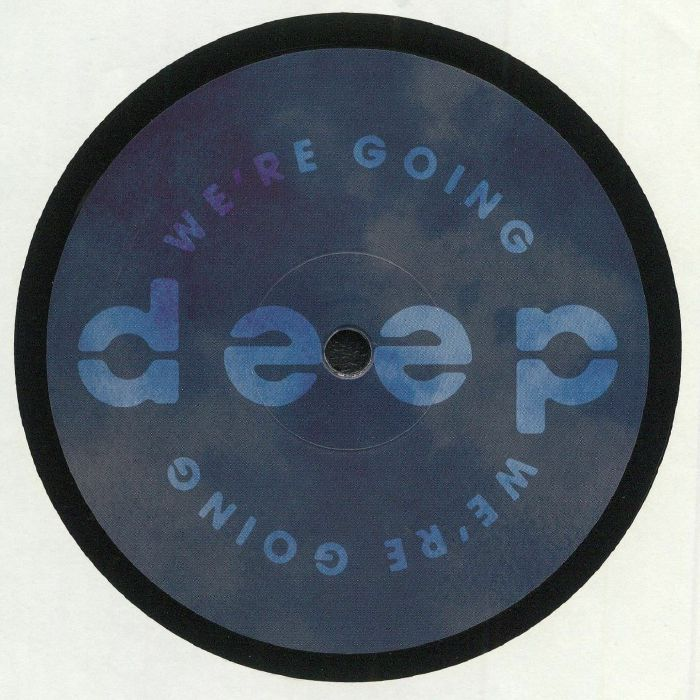 We're going deep 001 artwork