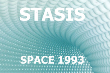 Artwork for Stasis LP - Space 1993